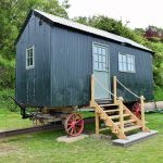 The Shepherds Hut |Greenhill Glamping